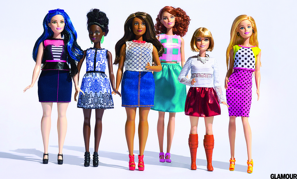 This Is Officially Barbie's Best Makeover Yet