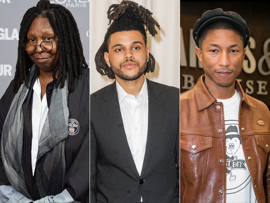 Whoopi Goldberg, Pharrell Williams, The Weeknd Among First Group of Presenters & Performers at 2016 Oscars