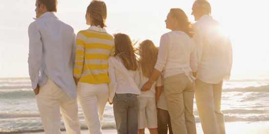 Co-parenting After Divorce: We're One Big Happy Mixed Family