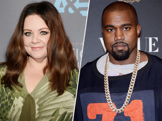 Melissa McCarthy and Kanye West Are Headed to Saturday Night Live