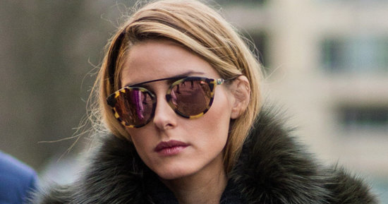 Olivia Palermo Proves You Don't Have To Dress Sexy To Be Stylish