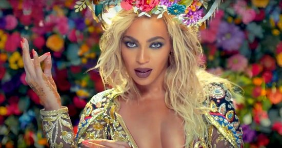 Beyonce Becomes a Bollywood Star in Coldplay's 'Hymn for the Weekend' Music Video: Watch!