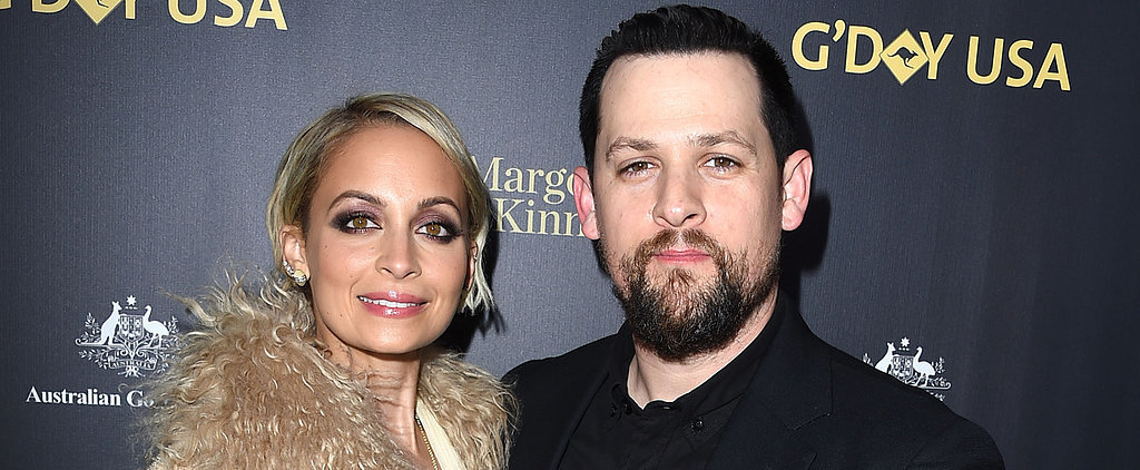 Nicole Richie and Joel Madden Make a Rare (Yet Stunning) Red Carpet Appearance