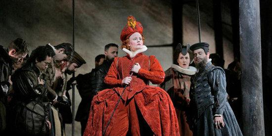 Met Opera: Radvanovsky Is Superb in Donizetti's Game of Thrones