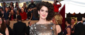 Prepared to Be Mesmerised by Gaby Hoffmann's Colour-Changing Dress