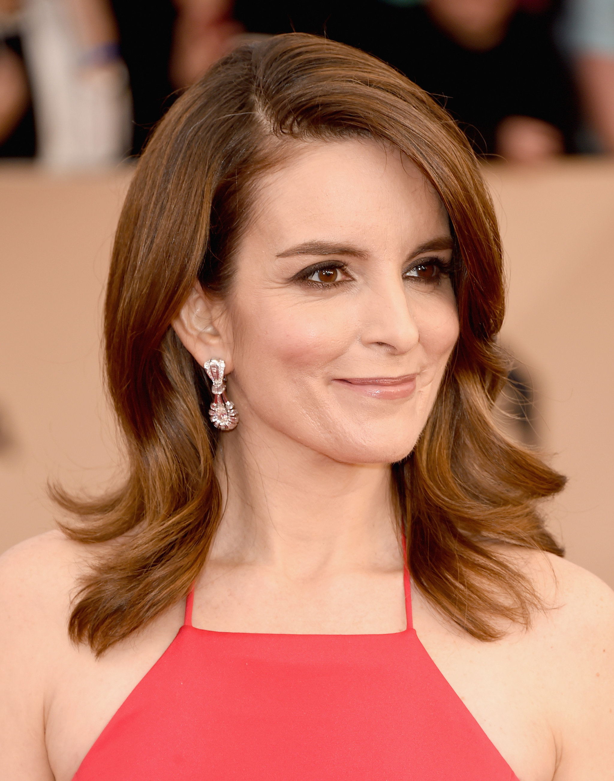 Tina Fey See Every Breathtaking Beauty Look From The