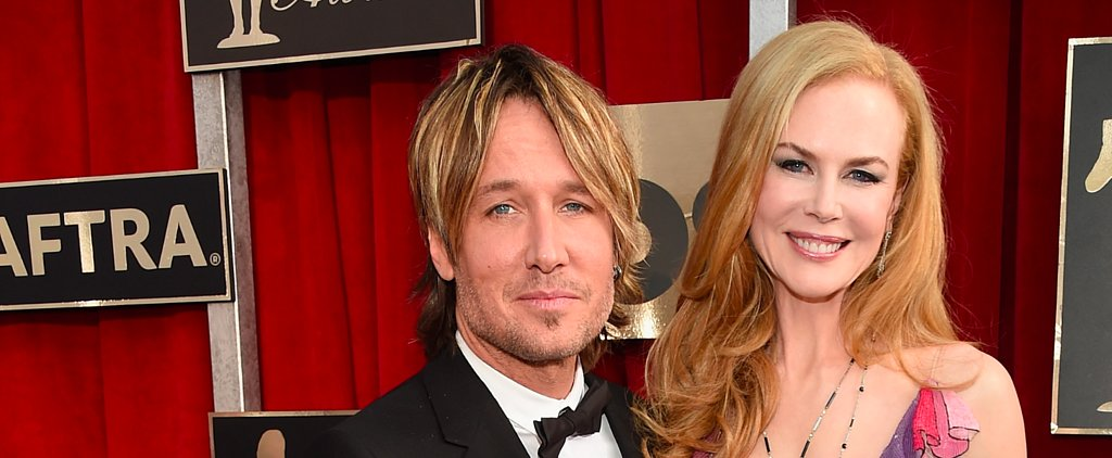 The Way Keith Urban Looks at Nicole Kidman Will Make You Believe in Love