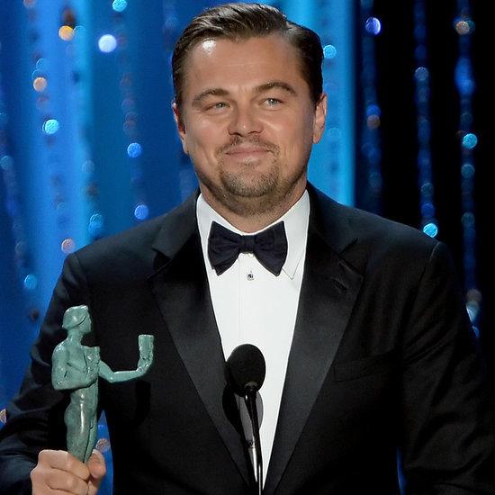 Leonardo DiCaprio's SAG Awards Speech 2016