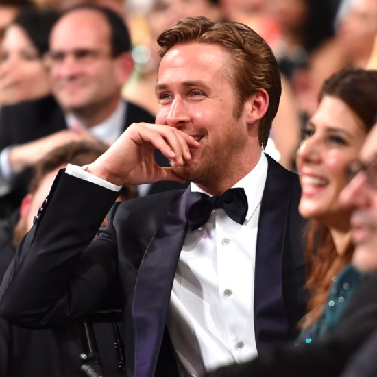 Ryan Gosling at the SAG Awards 2016