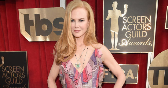 Nicole Kidman's SAG Awards Dress Makes The Night A Little Less Boring