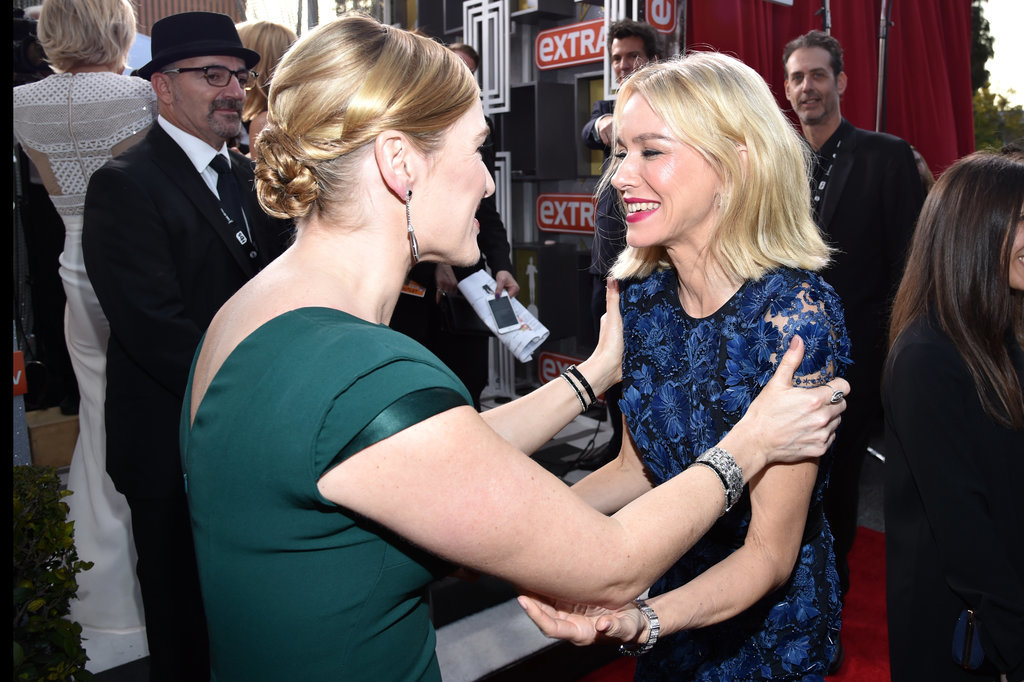 Pictured: Naomi Watts and Kate Winslet