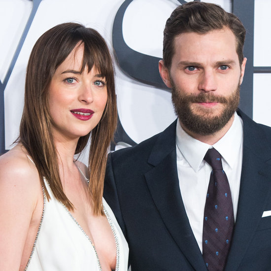 Fifty Shades Darker Cast