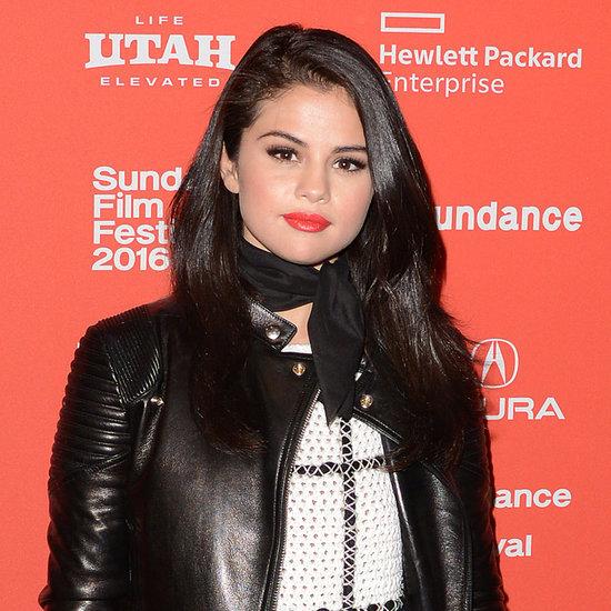 Selena Gomez at Sundance Film Festival 2016