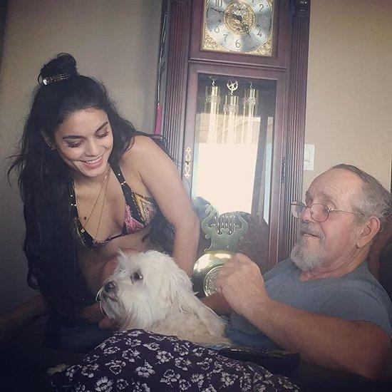 Vanessa Hudgens Dad Dies