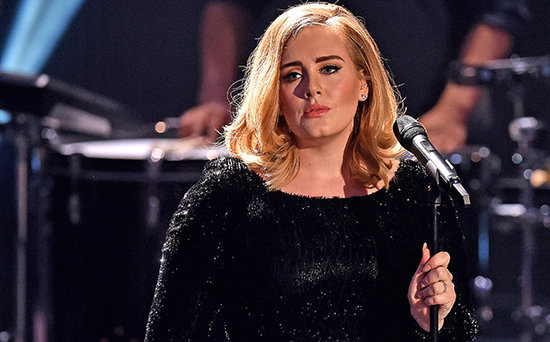 FROM EW: Adele Tells Donald Trump to Stop Using Her Music