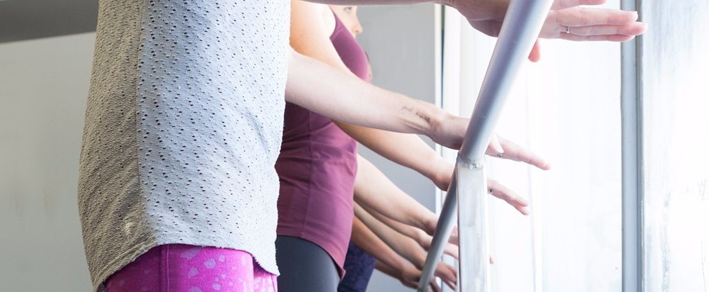 Stop Slacking in Your Barre Class With 4 Expert Tips