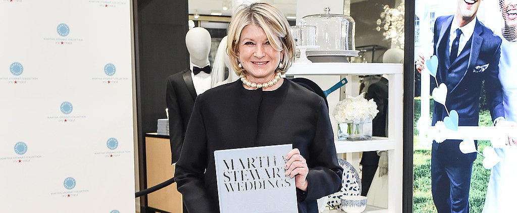 Martha Stewart Has Some Advice For Brides-to-Be With No Engagement Ring
