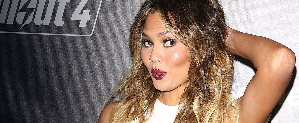 Chrissy Teigen's Tweets About Grease: Live Are Pretty Hilarious, as Expected