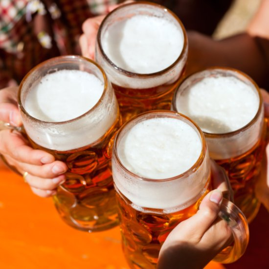 New Research Shows Beer Is Actually Healthy For Women