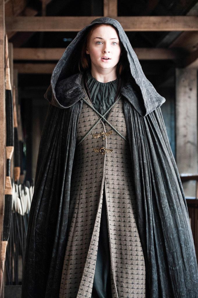 """Sarà una stagione """"Really, Really Big"""" per Sansa"""