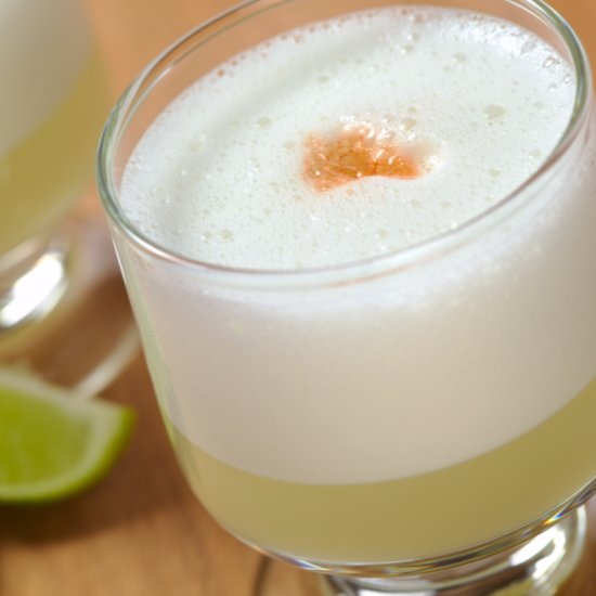 6 Super Delicious Pisco Sour Recipes You Need to Try