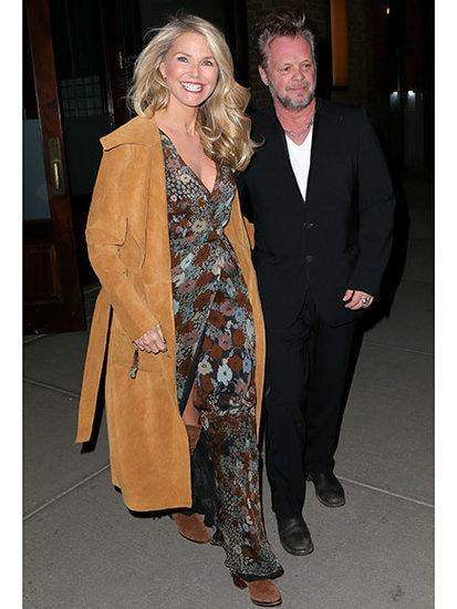 Christie Brinkley Stuns as She Celebrates Her 62nd Birthday with Boyfriend John Mellencamp in NYC