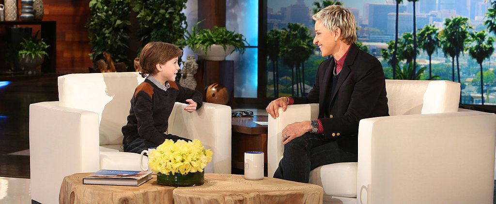 Jacob Tremblay Jumping the Queue to Meet Leonardo DiCaprio Is All of Us