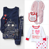 Your Little One Will Have the Sweetest Dreams in These Valentine's Day Pajamas