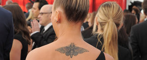 All the Rocker-Glam Tattoos From the SAG Awards