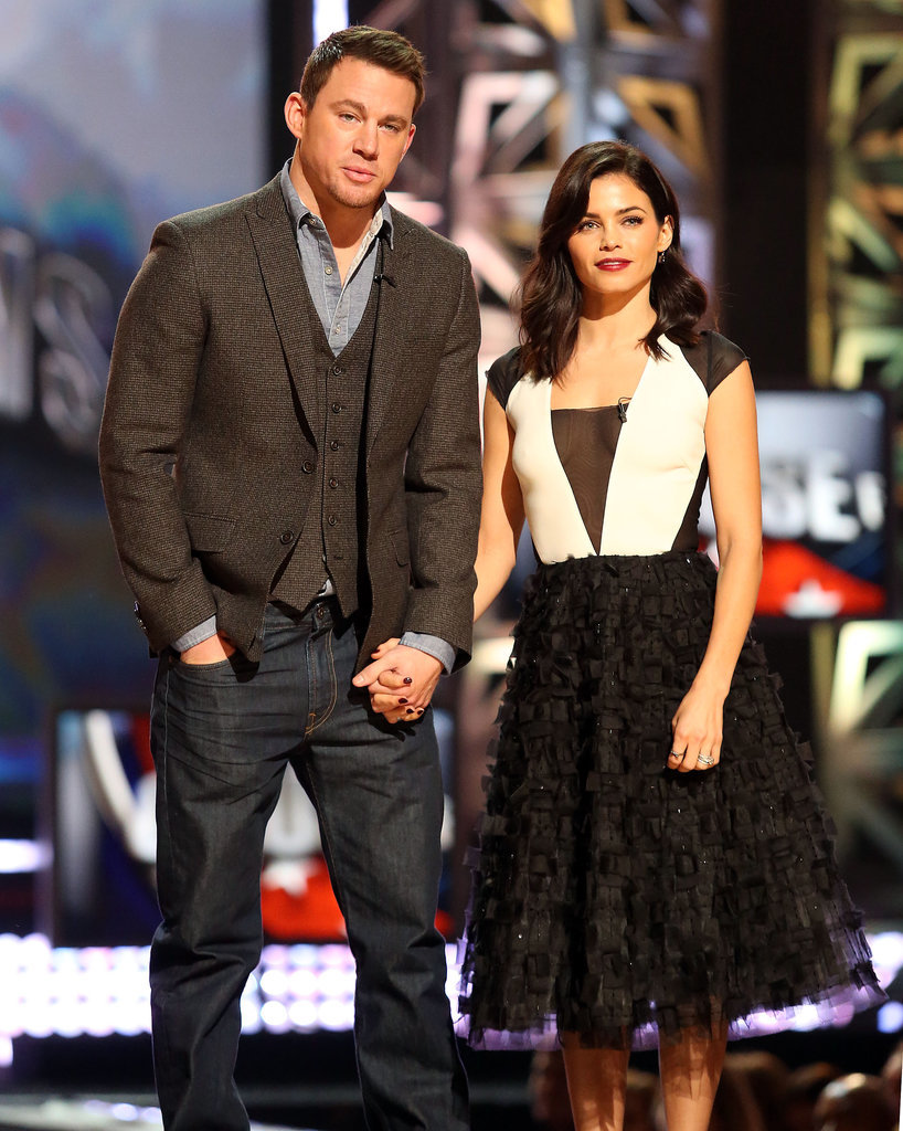 They presented onstage together at Fox's Cause For Paws event in November 2014.