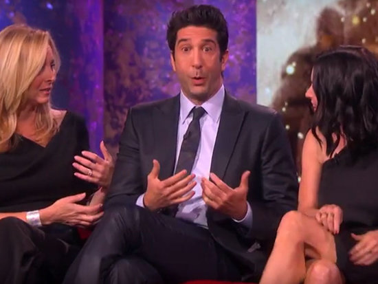 First Look at Friends Reunion on NBC Special Is Here - and It's Amazing!