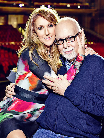 An Emotional Céline Dion Returns to The Colosseum Stage to Remember Her Late Husband: 'I Feel His Love in This Room'