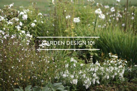 Table of Contents: Garden Design 101