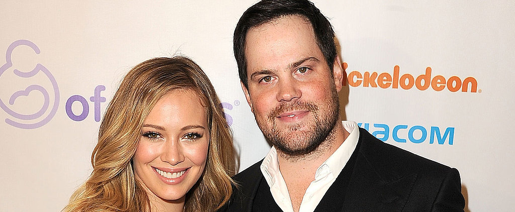 Hilary Duff and Mike Comrie Are Officially Divorced