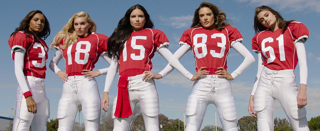 Victoria's Secret Combines Valentine's Day and the Super Bowl in 1 Epic Viral Video