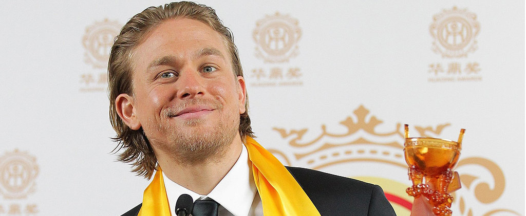 A Guide to Charlie Hunnam's Hot and Hilarious Facial Expressions