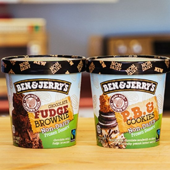 Ben and Jerry's Vegan Ice Cream Flavors Are Finally Here!