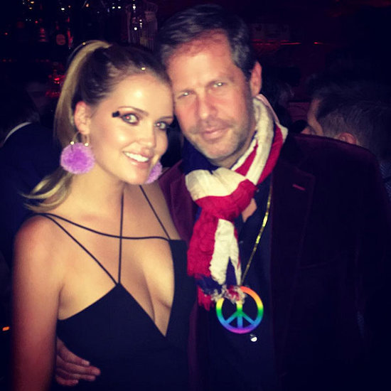 Royal Night Out! Kitty Spencer Posts Sweet Snap With Her Boyfriend at London Club
