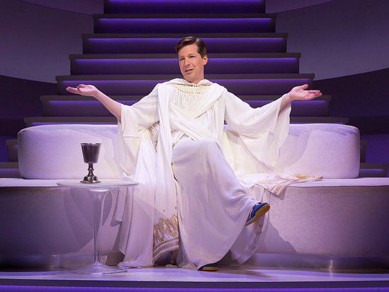 Sean Hayes Will Star as 'God' in the Broadway Comedy An Act of God - See the Pictures!