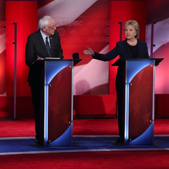 Wall Street Topic During Democratic Debate