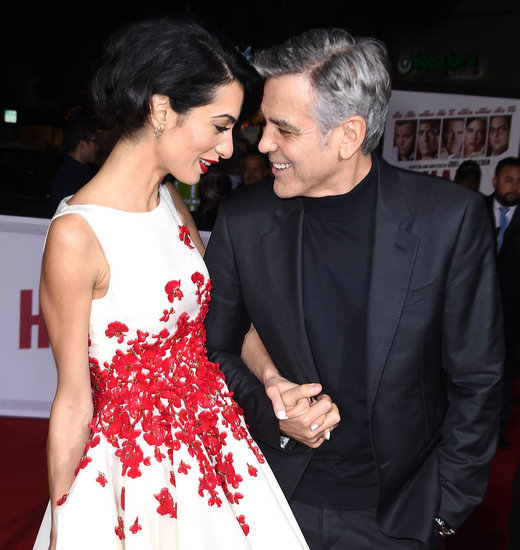 George Clooney tells Ellen Degeneres it took him 25 minutes to propose to Amal