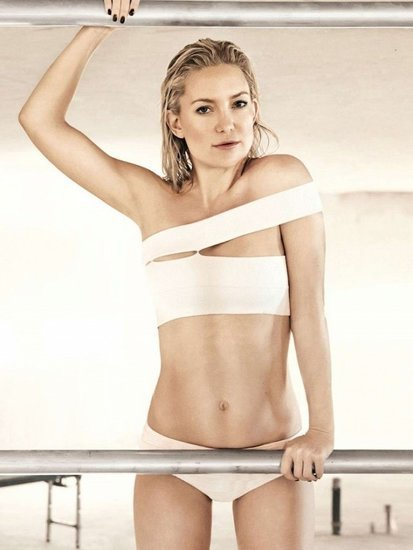 Kate Hudson Shows Off Her Killer Body In Latest Issue Of Self