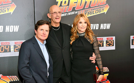 FROM EW: Back to the Future Stars to Reunite at Silicon Valley Comic Con