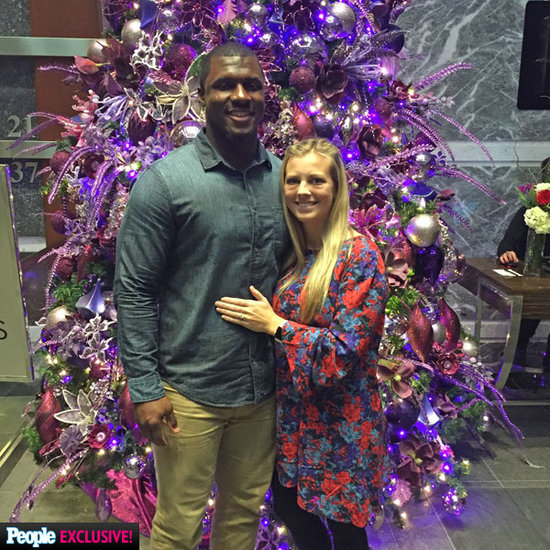 Buffalo Bills Linebacker and Fiancée Brittany Burns Were Planning Their Wedding Just Before Her 'Sudden' Death from Cancer