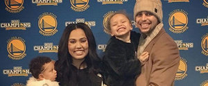 62 Times Steph Curry's Adorable Family Totally Outshone Him