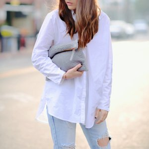 How To Style Your White Shirt Shopping Guide