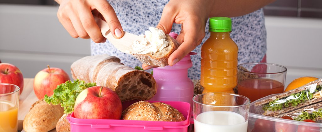 5 Things I Would Rather Do Than Make My Kid's Lunch