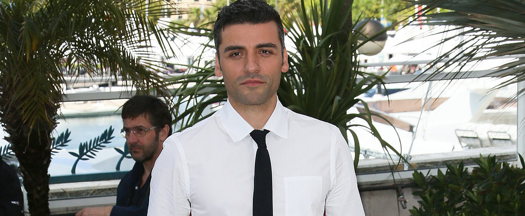 POPSUGAR Shout Out: 11 Reasons Oscar Isaac Would Make the Perfect Valentine's Day Date