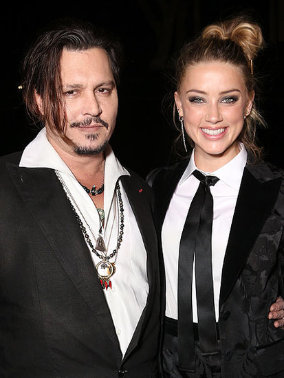 Johnny Depp Reveals How He Fell in Love with Amber Heard: 'She Was in My Head'
