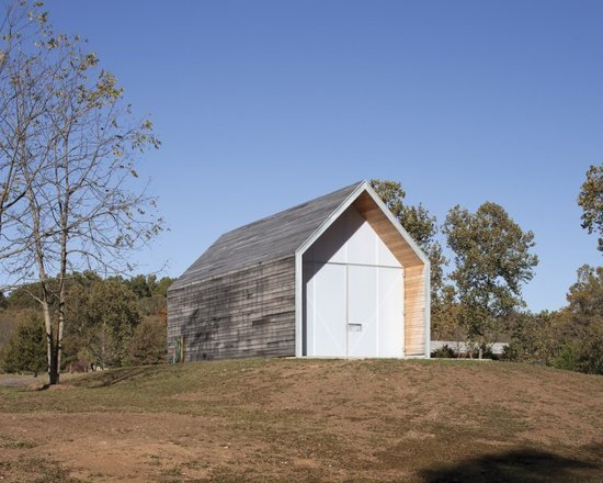 Outbuilding of the Week: Rethinking the Pre-Fab Utility Shed